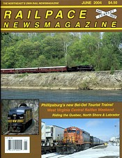 Railpace News Magazine